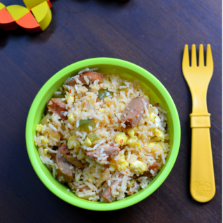friendly fried rice kid friendly recipes fried initially my plan for ...