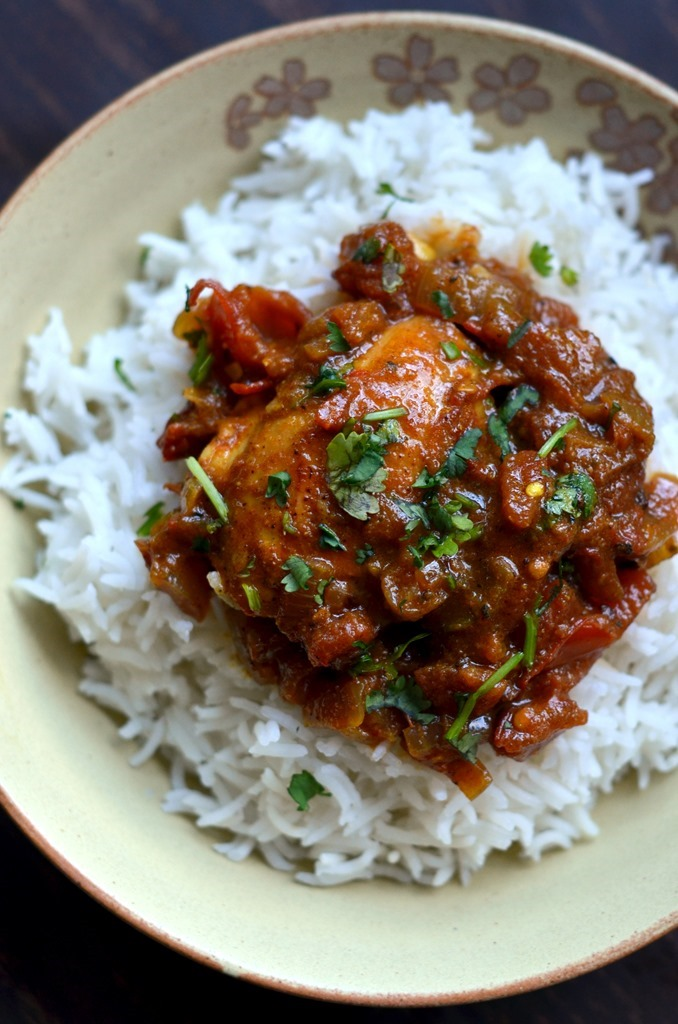 Chicken Curry - the simplest and easiest way this can be made!! (2)
