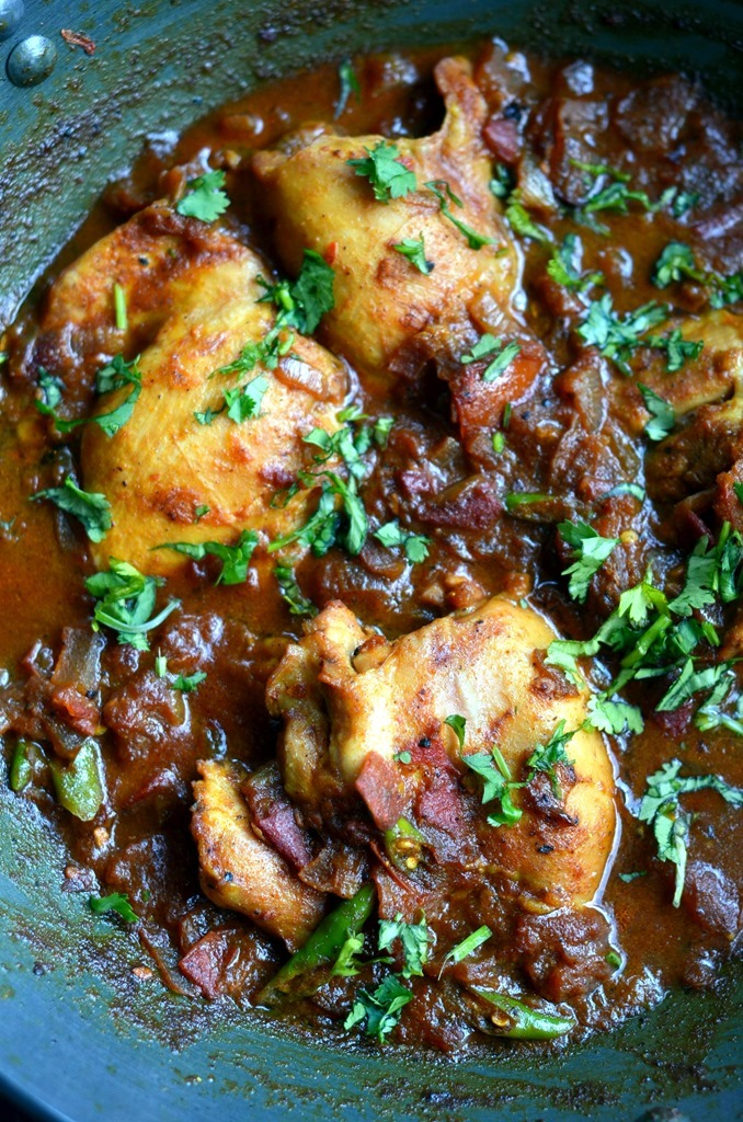 Chicken Curry - the simplest and easiest way this can be made!! (3)