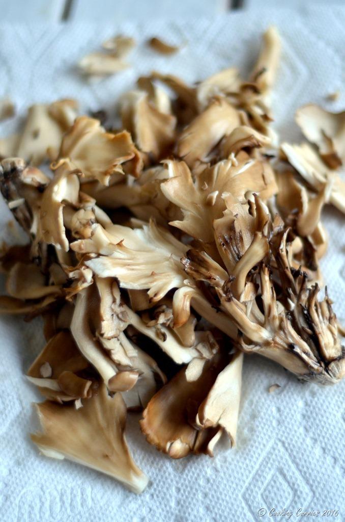 Green Lentils and Maitake Mushrooms Tacos - Gluten Free, Vegetarian - Cooking Curries (4)