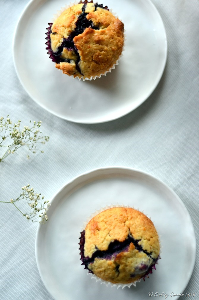 Meyer Lemon Blueberry Muffins - A Spring Recipe - Breakfast Brunch - www.cookingcurries.com (3)