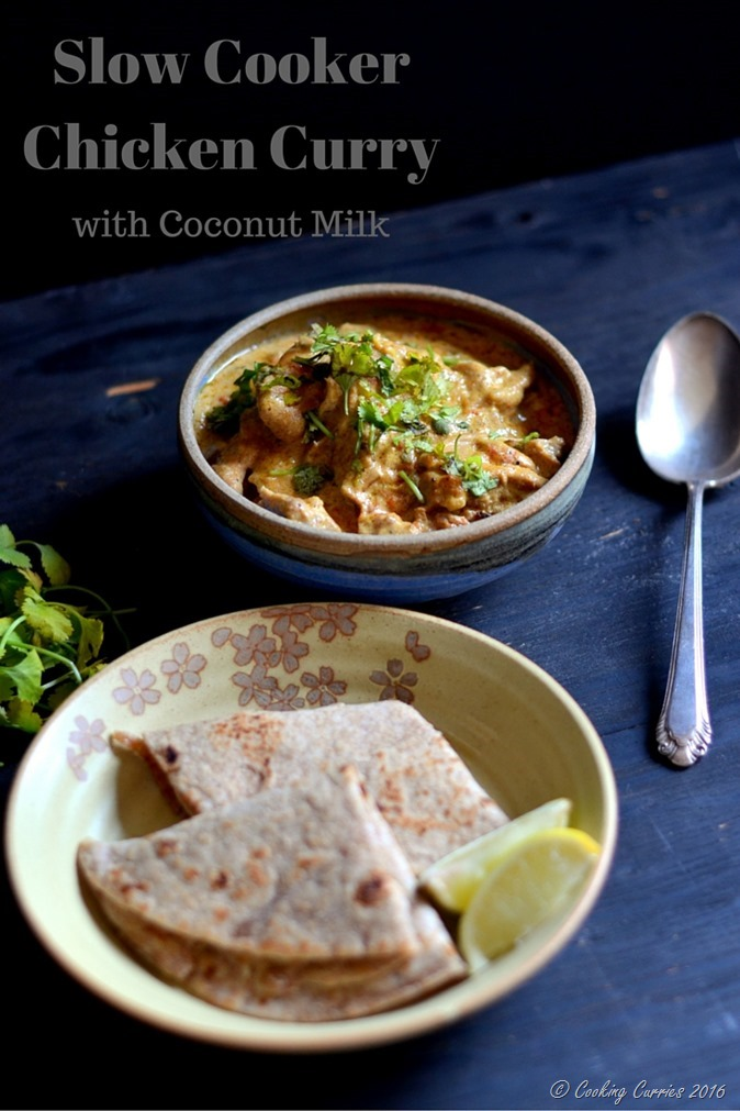 Slow CookerChicken Curry with Coconut Milk - www.cookingcurries.com (2)