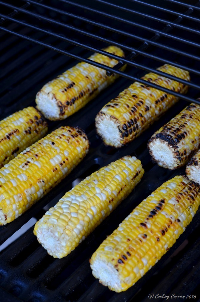 Indian Style Grilled Corn - Bhutta (5)