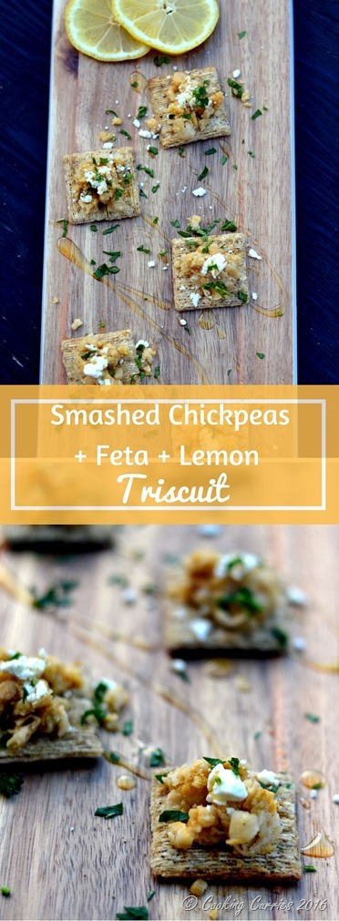 Smashed Chickpeas, Feta and Lemon Triscuit - www.cookingcurries.com (2)