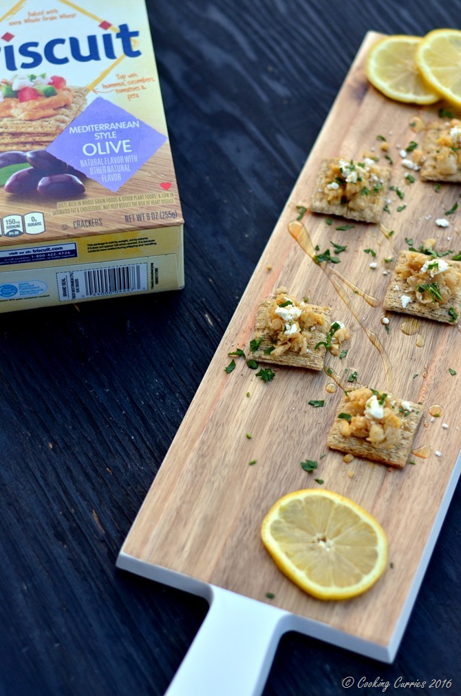 Smashed Chickpeas, Feta and Lemon Triscuit - www.cookingcurries.com (4)