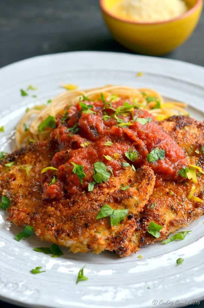 Chicken Parmesan - Comfort Food - www.cookingcurries.com (3)