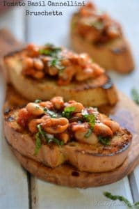 Tomato-Basil-Cannellini-Bruschetta-The-Tuscan-Way