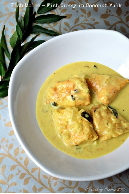 how to make curry with coconut milk