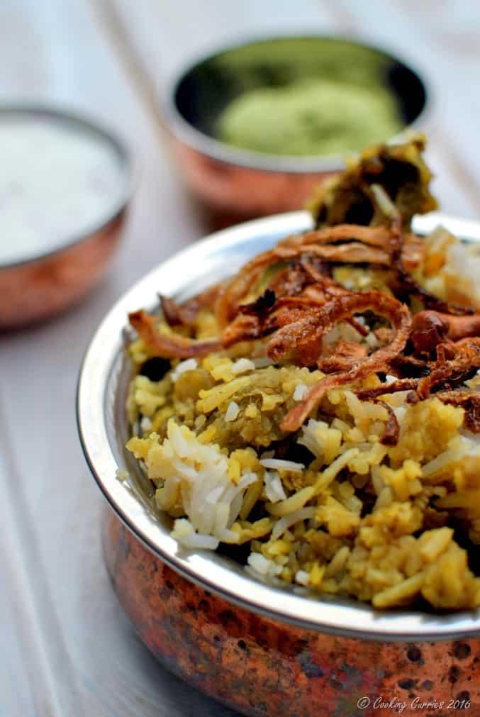 Kerala Style Chicken Biryani (2)