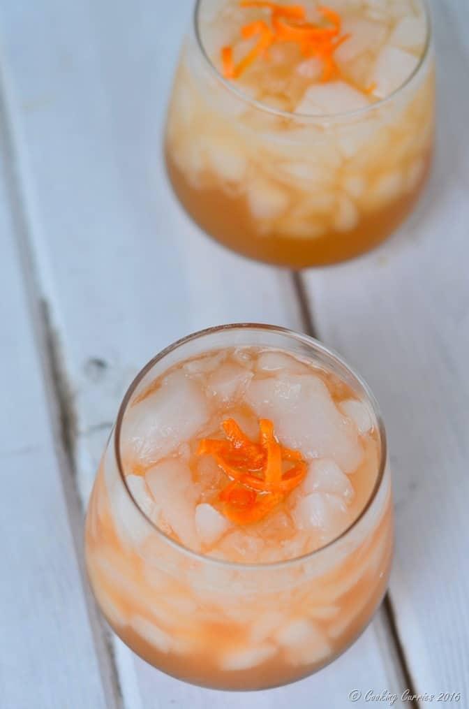 Orange Bourbon Smash (3)