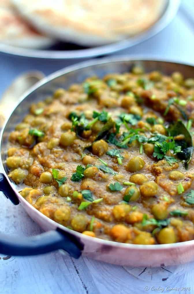Peas Masala Curry - Kerala Style  (3)