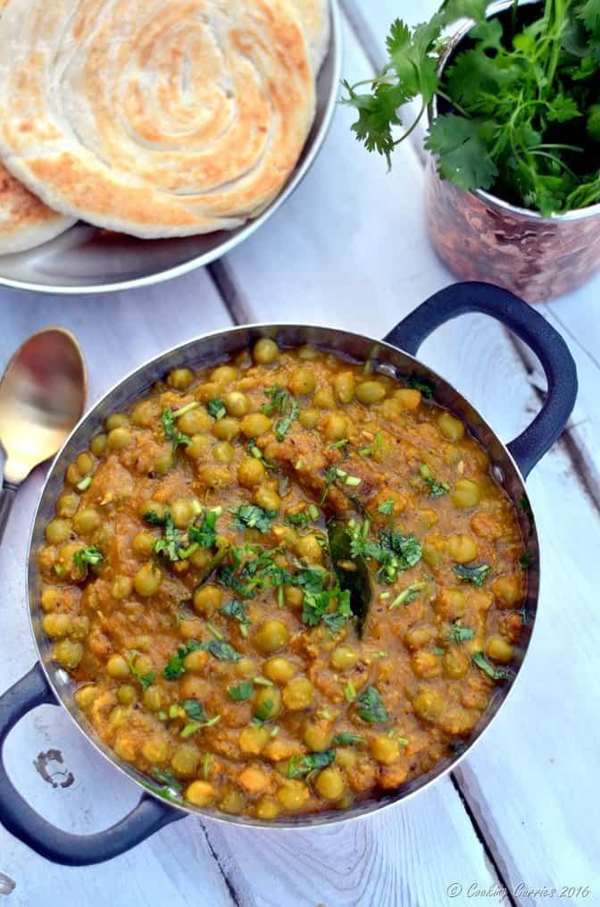 Peas Masala Curry - Kerala Style  (4)