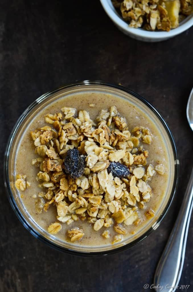 Oatmeal Date Smoothie (1 of 1)