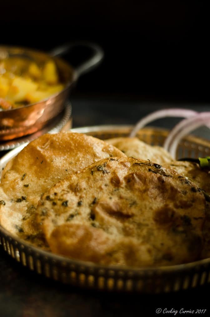 Methi Pooris (1 of 10)
