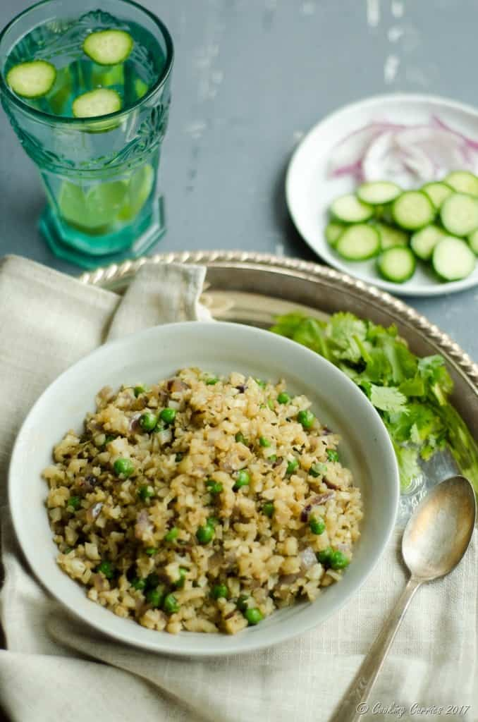 Cauli Rice Peas Pulao (2 of 10)