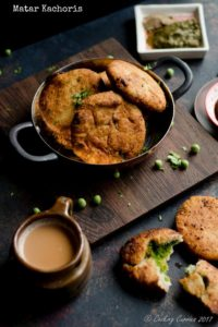 Matar Kachoris