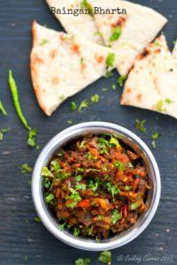 Baingan Bharta – Spicy Smoked Eggplant Mash