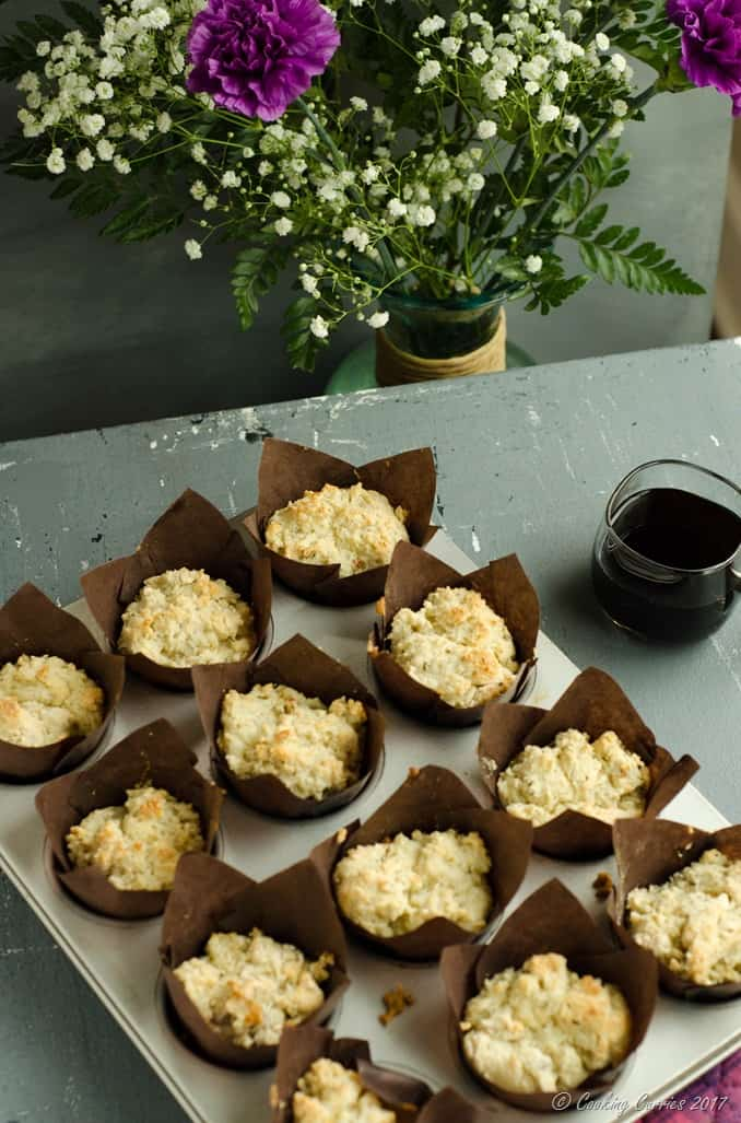 Savory Herb and Cheese Muffins - Bob's Red Mill Gluten Free Flour (10 of 10)