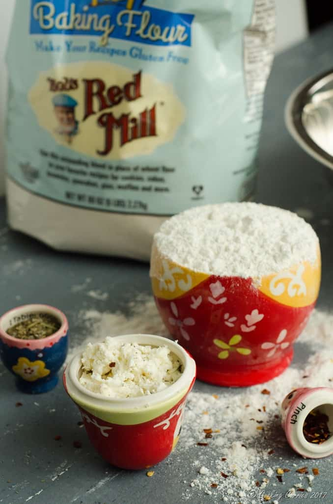Savory Herb and Cheese Muffins - Bob's Red Mill Gluten Free Flour (2 of 10)