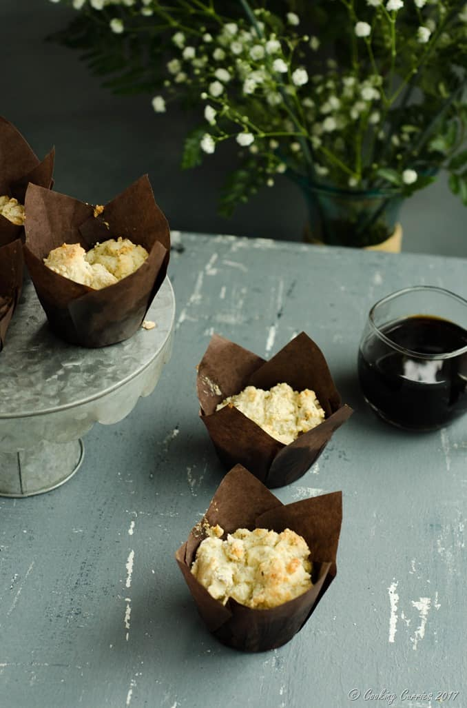 Savory Herb and Cheese Muffins - Bob's Red Mill Gluten Free Flour (8 of 10)