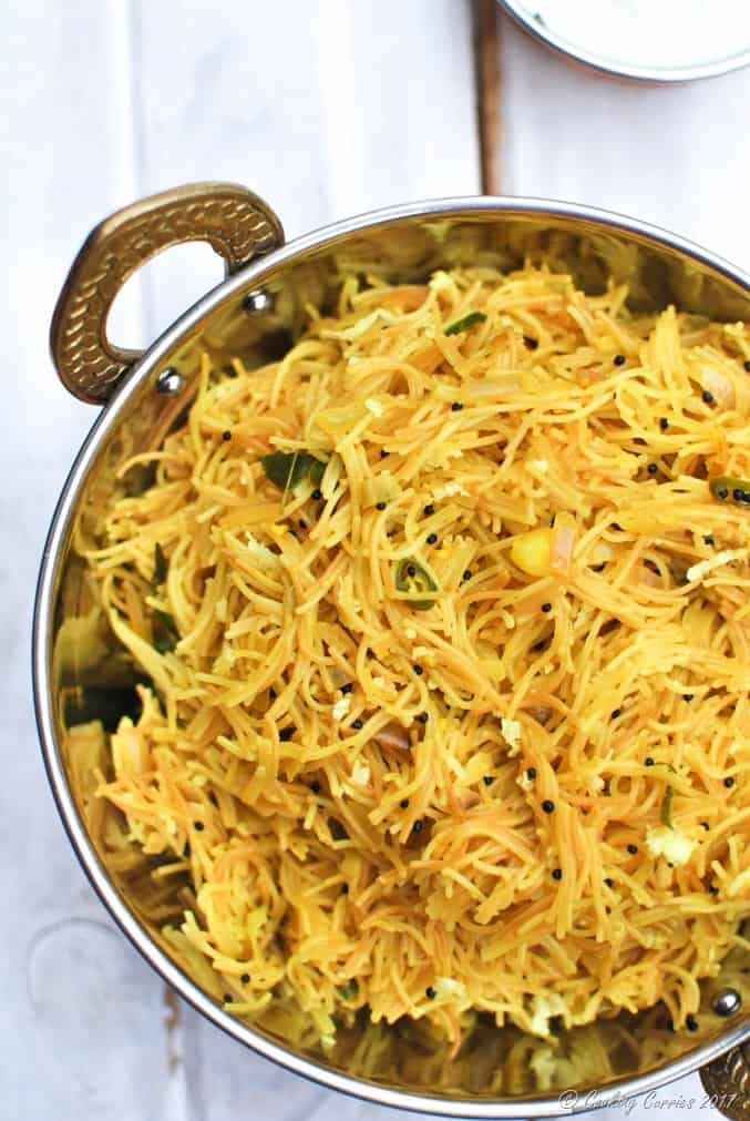 Lemon Semiya Upma (4 of 5)