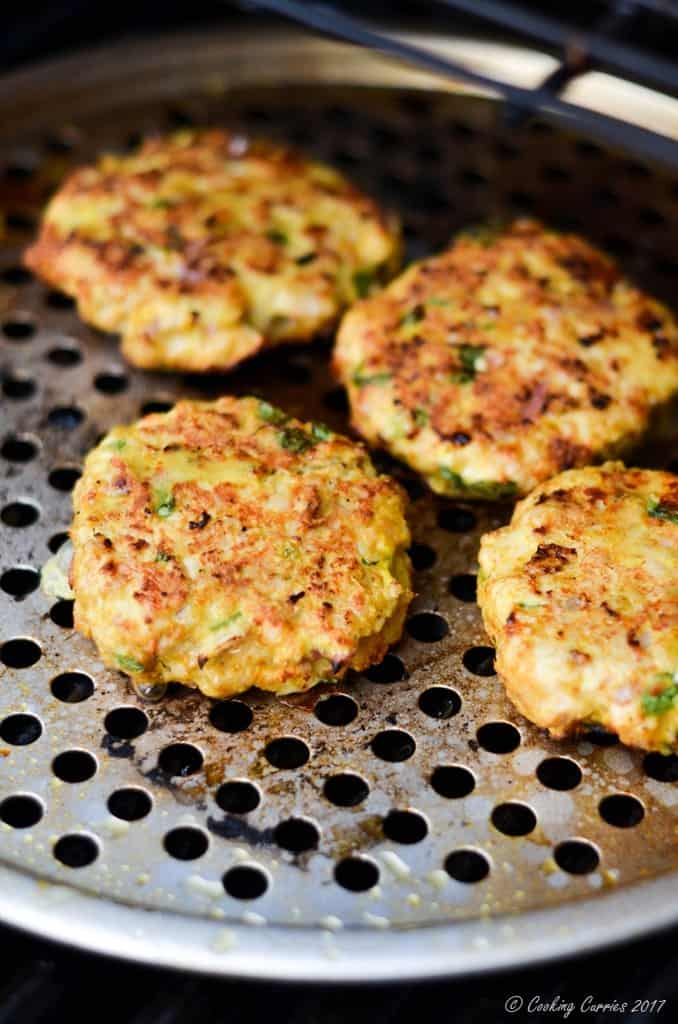 Tandoori Chicken Burgers (1 of 8)