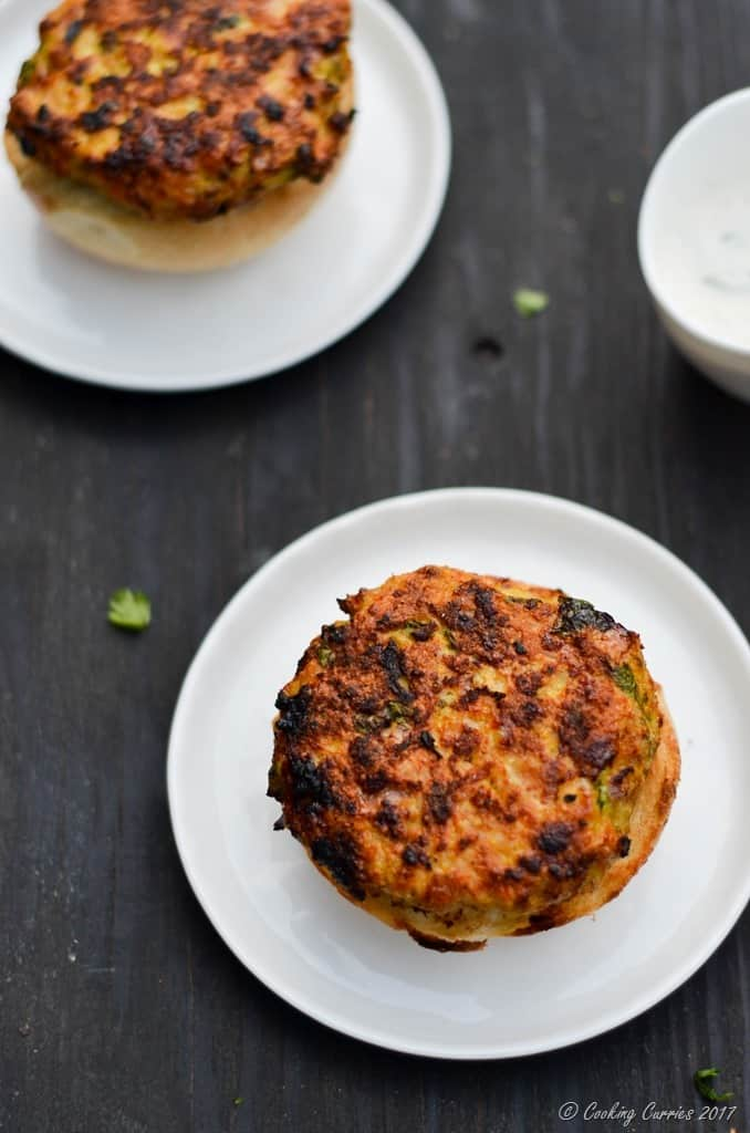 Tandoori Chicken Burgers (2 of 8)