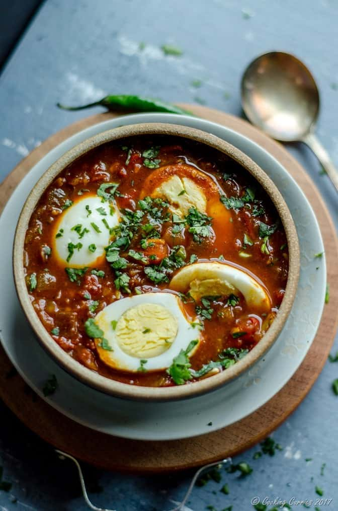 Spicy Tomato Egg Curry (3 of 4)