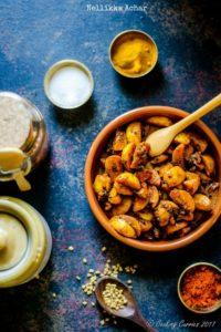 Nellikka Achar – Kerala Style Gooseberry Pickle