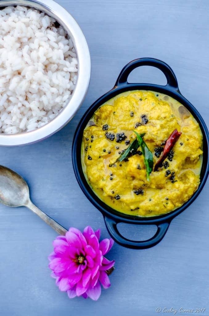 Pineapple Pachadi for Kerala Sadya (8 of 9)