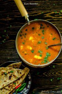 Aloo Rasedar | A No Onion, No Garlic Recipe