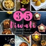 35 Diwali Sweets and Savory Snacks