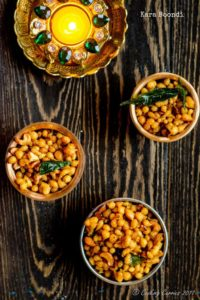 Kara Boondi – Spicy Fried Chickpea Flour Dumplings
