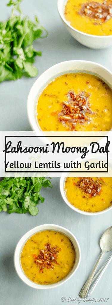 Lahsooni Moong Dal