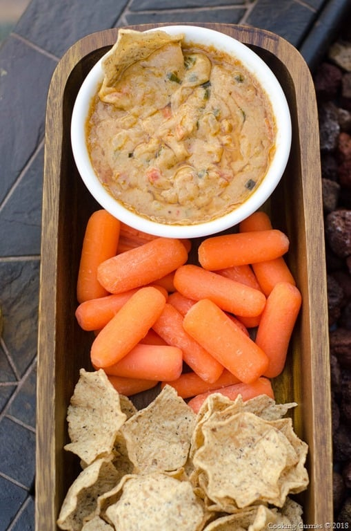 Jalapeno Cheese Dip with Michelob Ultra Pure Gold (7 of 7)