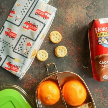 Back to school Snacks - Ready to eat snack packs - School snack packing made easy