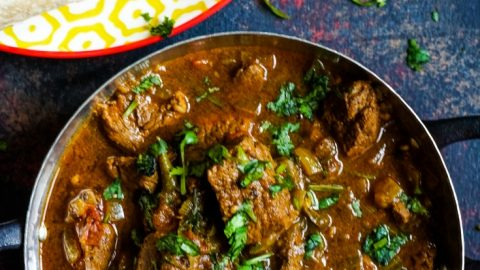 Instant Pot Indian Lamb Curry - Whole30 | Paleo